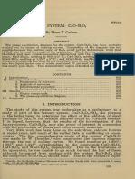DIAGRAMA DE FASE CaO-B2O3