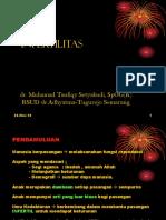 Infertilitas Dr.taufiqy
