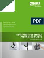 CONECTORES DE POTENCIA PRECONFECCIONADOS