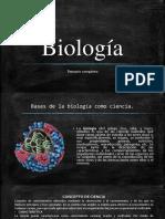 Temario de biologia CCH