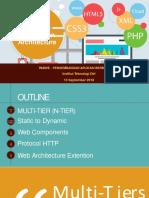 W01S01 Web Application Architecture