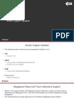 Vendor Support Nokia FL17A Megaplexer