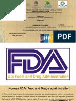 Normas FDA