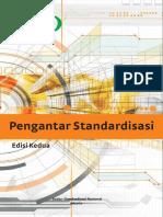 Textbook Pengantar Standardisasi