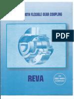 Reva Gear Coupling Catalogue 1