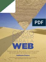 Como Escribir para la Web - Guillermo Franco-Copiado.pdf