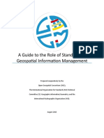 Standards Guide for UNGGIM - Final
