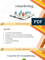 Geomarketing ppt