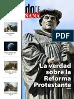 La Verdad sobre la reforma protestante