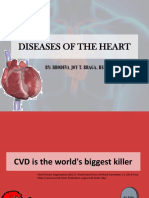 DISEASES OF THE HEART