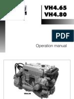 Vetus Diesel Engine
