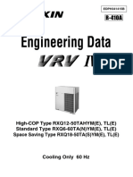 Daikin VRV Engineering Data