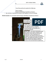 satirical visual literacy images homework model  1
