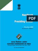 Handbook for Presiding Officers