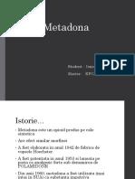Metadona vppt