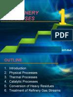 Oil Refinery Processes Presentation