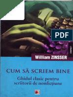 William Zinsser-Cum sa scriem bine_Ghidul clasic pentru scriitorii de nonfictiune-Paralela 45 (2013).pdf