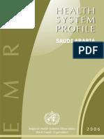 Health System Profile in Saudi Arabia