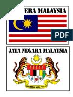 Bendera Dan Jata Negara