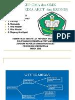 Askep Otitis Media Akut Dan Kronis