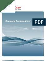 SmartDraw Company Backgrounder