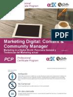 Presentacion Ppt Leccion 01 - 01 - Marketing in a Digital World
