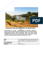 Intake Well Methodology-Package 3C-GWSP - JWIL