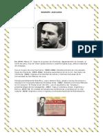 Biografía Juan Ojeda 1