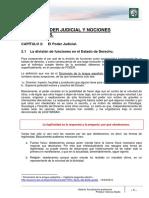 Lectura 2. Poder Judicial y nociones procesales.pdf