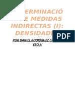 Informe de Laboratorio 1 Daniel Rodríguez Cabo