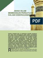 Islam Membangun Persatuan Dalam Keberagaman