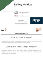 metricas google
