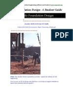 Pile Foundation Design - A Student Guide.pdf