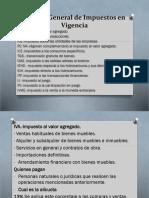 Cuadro General de Impuestos en Vigencia.pptx