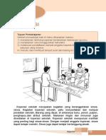Bahasa Indonesia SD-MI Kelas 4. Bab 7