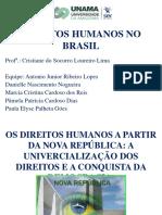 Direitos Humanos 01 Slides