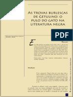 Luis Gama Artigo