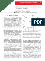 """Ferrari, Basko - 2013 - Supplementary Information Supplementary Information for """"Raman Spectroscopy as a Versatile Tool for Studying"""