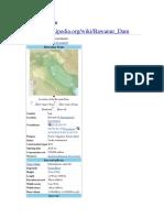 Bawanur Dam Partial Report 0