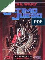 MODULO StarWars Guardian Oscuro 3 - Ultimo Juego