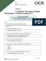 lftd netflix   impact of technology worksheet