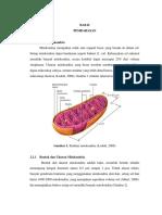 Mitokondria Bismillah