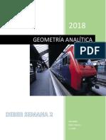 Problemas Geometría Analítica