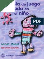 Terapia de Juego Centrada en El Niño- West Janet