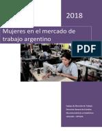 Mujeres Mercado de Trabajo Argentino-3trim2017