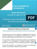 Pasos Para Oficio Colegio de Escribanos Online