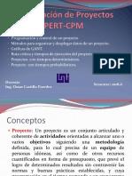 Planificacion de Proyectos (Pert-cpm)
