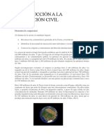 Introducción a La Protección Civil