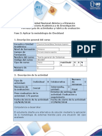 301307_274 Guia de actividades y rubrica de evaluación Fase 3. Metodologia de sistemas suaves