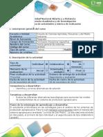 Guía de Actividades y Rúbrica de Evaluación. Paso 5. Proponer Estrategias de Solución